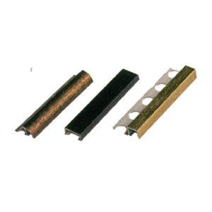 Profili in alluminio con decorazione – Lunghezza barra 2,5m