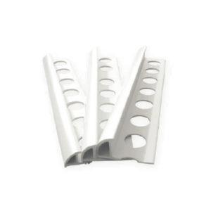 Profilo proteggi angolo (jolly) bianco in PVC
