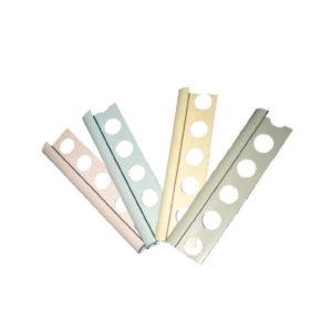 Profilo proteggi angolo (jolly) colorato in PVC