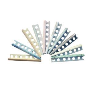 Profilo proteggi angolo marmorizzato in PVC