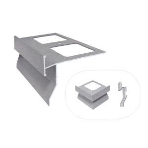 Gocciolatoio TOP per balconi e terrazze H75